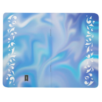 Blue Dreams Pocket Journal