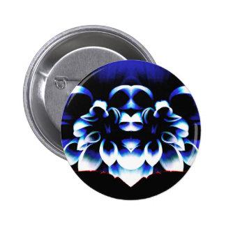 Blue Dreamz 2 Inch Round Button