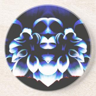 Blue Dreamz Drink Coaster