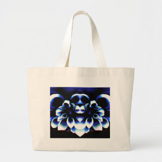 Blue Dreamz Large Tote Bag