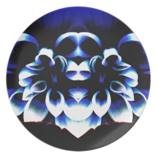 Blue Dreamz Plate