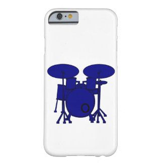 Blue Drum Barely There iPhone 6 Case