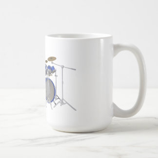 Blue Drum Kit: 10 Piece: Coffee Mug