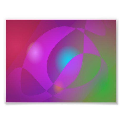 Blue Egg in the Purple Basket Photo Art