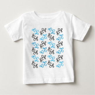Blue elegance baby T-Shirt