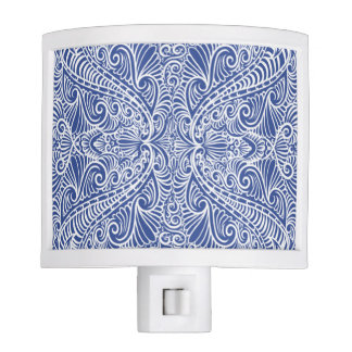 Blue Elegant flow Nite Lites