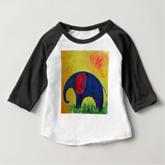 blue elly baby T-Shirt