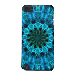 Blue Energy Kaleidoscope iPod Touch (5th Generation) Cases