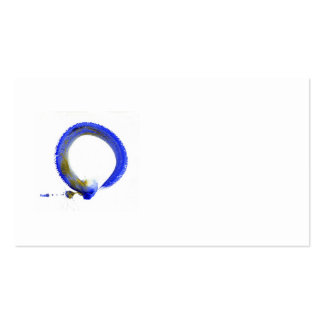 Blue Enso Business Card