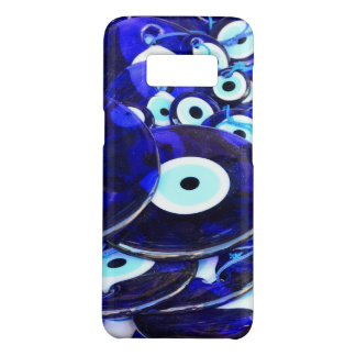 Blue Evil Eye amulets Case-Mate Samsung Galaxy S8 Case