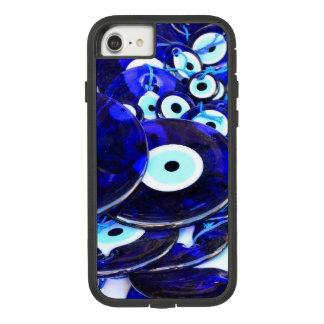 Blue Evil Eye amulets Case-Mate Tough Extreme iPhone 8/7 Case
