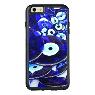 Blue Evil Eye amulets OtterBox iPhone 6/6s Plus Case