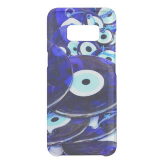 Blue Evil Eye amulets Uncommon Samsung Galaxy S8 Case