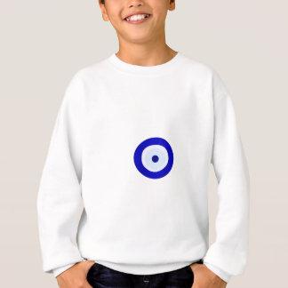Blue Evil Eye Sweatshirt