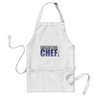 Blue Executive Chef Standard Apron