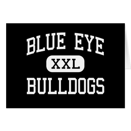Blue Eye - Bulldogs - Senior - Blue Eye Missouri Cards