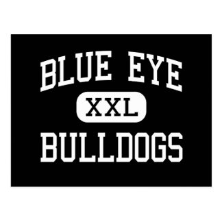 Blue Eye - Bulldogs - Senior - Blue Eye Missouri Postcard