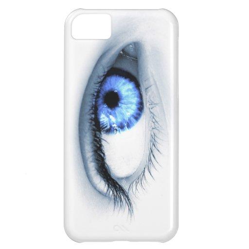 Blue Eye iPhone 5C Cover