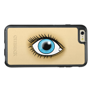 Blue Eye icon OtterBox iPhone 6/6s Plus Case