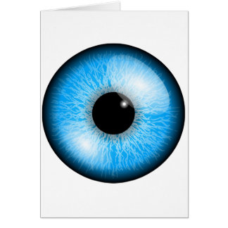 Blue Eye Note Cards