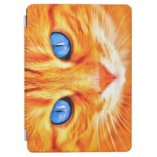 Blue-eyed Cat iPad Air Cover
