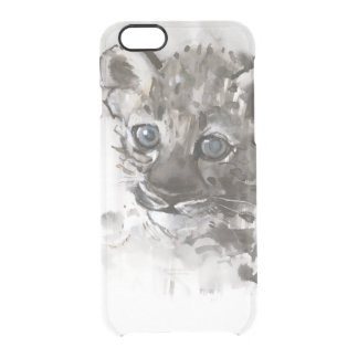 Blue Eyes Clear iPhone 6/6S Case