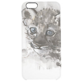 Blue Eyes Clear iPhone 6 Plus Case