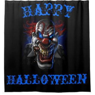 Blue Eyes Evil Clown ( Happy Halloween )