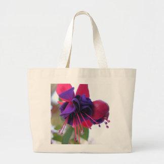 Blue Eyes Fuchsia Bag