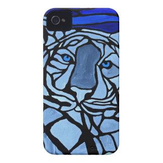 Blue Eyes iPhone 4 Case