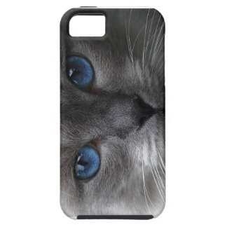 Blue eyes iPhone 5 cover