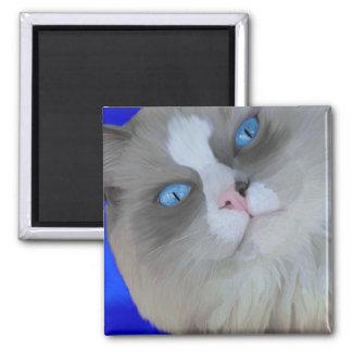 Blue Eyes Magnet