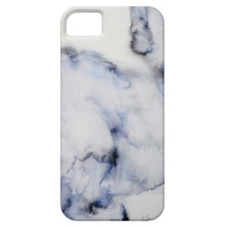 blue eyes rabbit iPhone 5 cover