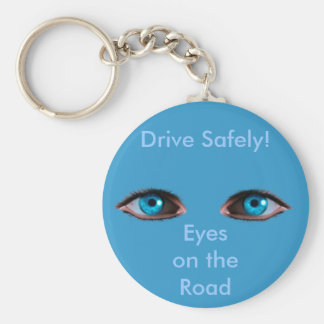 BLUE EYES Series Keychain
