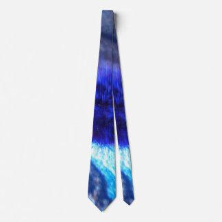 Blue Fade Mens Tie