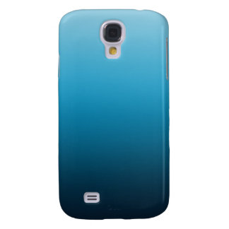 Blue Fade Phone Cases