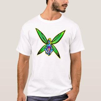 Blue Fairie Fairy Faerie T-Shirt