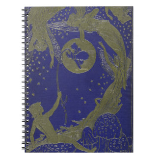 Blue Fairy Book Cover Fantasy Fairytale