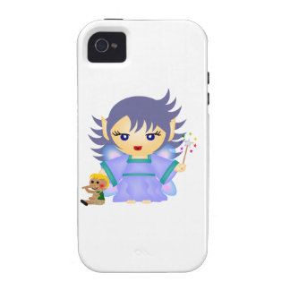 Blue Fairy Case-Mate iPhone 4 Cover