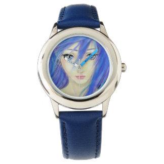 Blue Fairy Watch