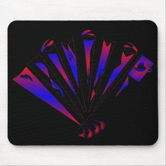 """""""Blue Fantasia"""" Mousepad - Customizable"""