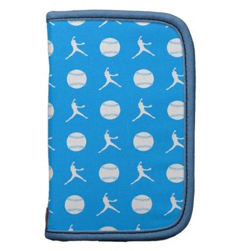 Blue Fastpitch Folio Planner