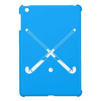 Blue Field Hockey iPad Mini Case
