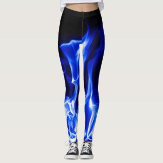 Blue Fire legging