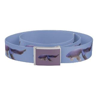 blue fish belt