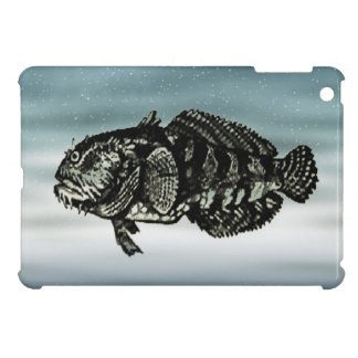 Blue Fish Cover For The iPad Mini