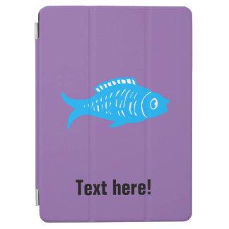 Blue Fish iPad Air Cover