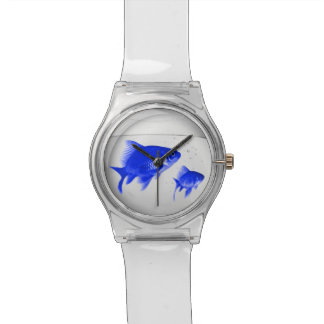 Blue Fishes Watch