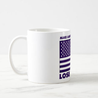 Blue Flag Coffee Mug