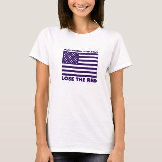 Blue Flag Woman's T-Shirt